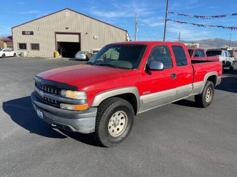2000 Chevrolet Silverado 1500 for sale at Auto Image Auto Sales in Pocatello ID