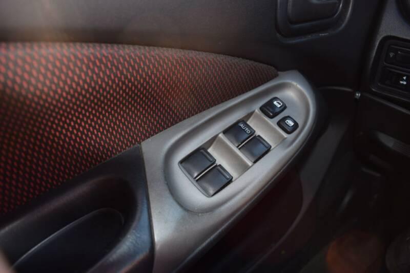 2002 Nissan Sentra SE-R Spec V 4dr Sedan - Pleasant Grove UT