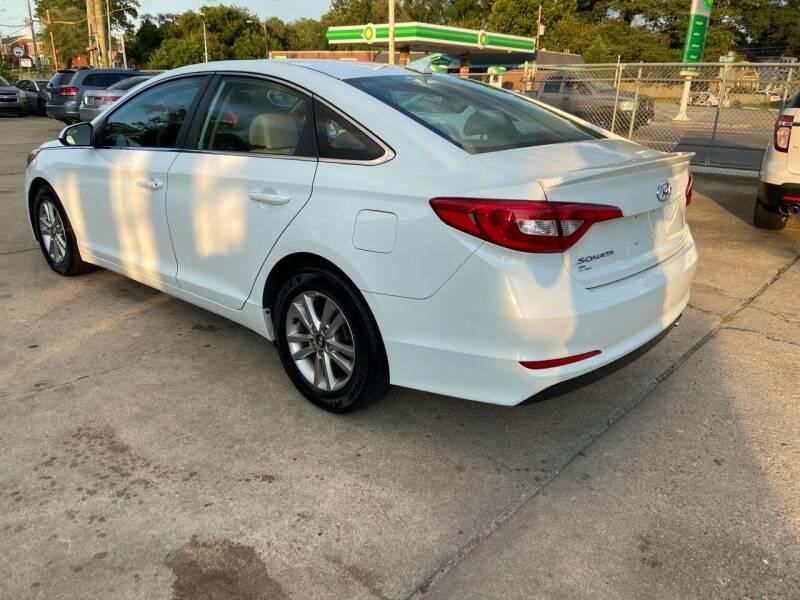 2016 Hyundai Sonata for sale at Whites Auto Sales in Portsmouth VA