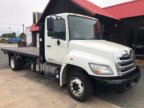 2013 Hino 258LP for sale at Vehicle Network - Dick Kelly Truck Sales in Winston Salem NC
