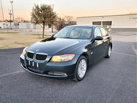 2007 BMW 3 Series for sale at Image Auto Sales in Dallas TX