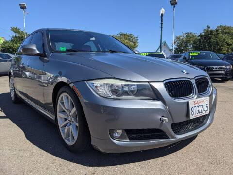 2011 BMW 3 Series for sale at Convoy Motors LLC in National City CA