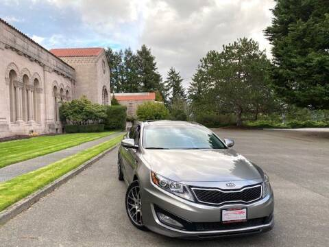 2012 Kia Optima for sale at EZ Deals Auto in Seattle WA