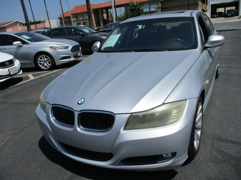 2011 BMW 3 Series for sale at F & A Car Sales Inc in Ontario CA