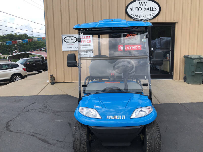 2021 Advanced EV 4PR Non Lifeted for sale at W V Auto & Powersports Sales in Charleston WV