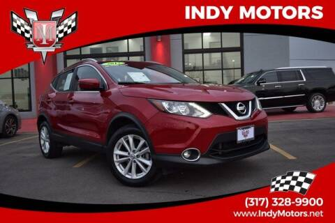 2017 Nissan Rogue Sport for sale at Indy Motors Inc in Indianapolis IN