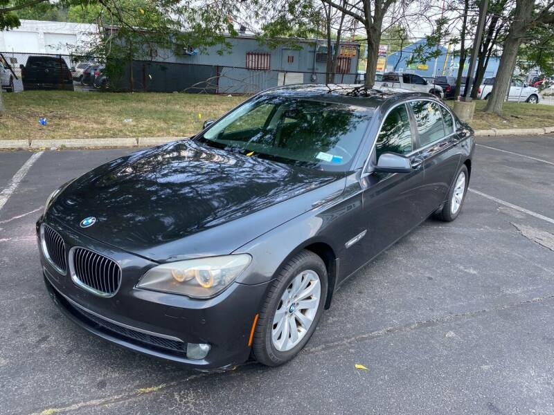 2010 BMW 7 Series for sale at Car Plus Auto Sales in Glenolden PA