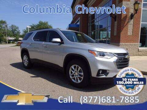2020 Chevrolet Traverse for sale at COLUMBIA CHEVROLET in Cincinnati OH