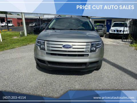 2008 Ford Edge for sale at Price Cut Auto Sales in Orlando FL
