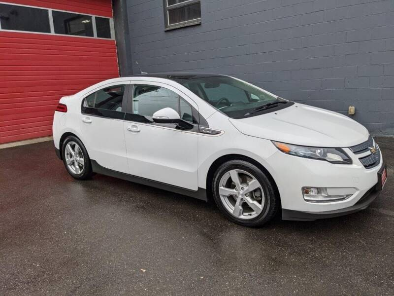 2012 Chevrolet Volt for sale at Paramount Motors NW in Seattle WA