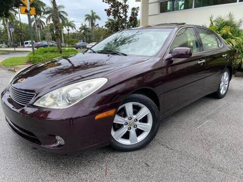 2005 Lexus ES 330 for sale at Car Net Auto Sales in Plantation FL
