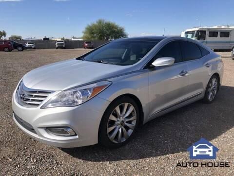 2013 Hyundai Azera for sale at Auto House Phoenix in Peoria AZ