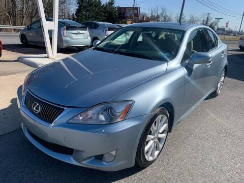 2009 Lexus IS 250 for sale at Sam's Auto in Akron PA