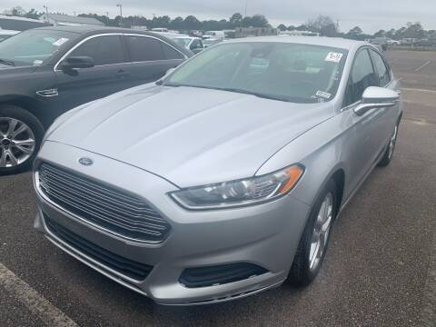 2016 Ford Fusion for sale at Drive Now Motors in Sumter SC