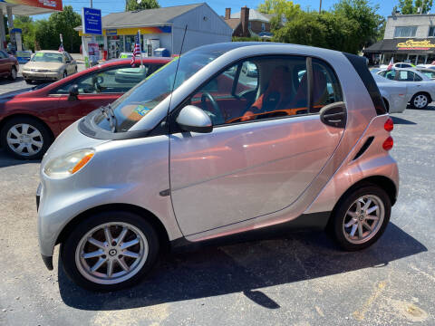2008 Smart fortwo for sale at Credit Connection Auto Sales Inc. YORK in York PA