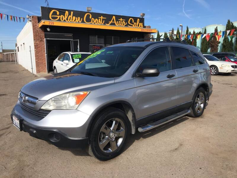 2007 Honda CR-V for sale at Golden Coast Auto Sales in Guadalupe CA