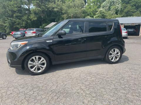 2015 Kia Soul for sale at Adairsville Auto Mart in Plainville GA