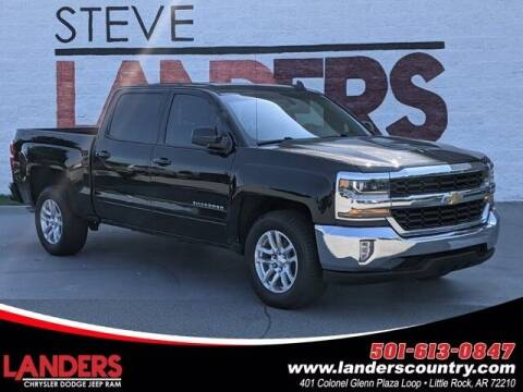 2018 Chevrolet Silverado 1500 for sale at The Car Guy powered by Landers CDJR in Little Rock AR