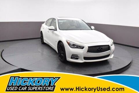 2014 Infiniti Q50 for sale at Hickory Used Car Superstore in Hickory NC