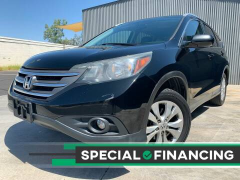 2012 Honda CR-V for sale at DR Auto Sales in Scottsdale AZ