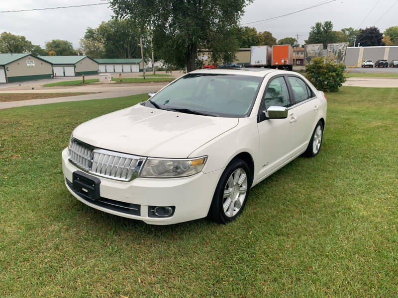 2008 Lincoln MKZ for sale at Velp Avenue Motors LLC in Green Bay WI