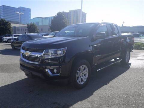 2017 Chevrolet Colorado for sale at BEAMAN TOYOTA GMC BUICK in Nashville TN