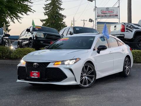 2019 Toyota Avalon for sale at Real Deal Cars in Everett WA