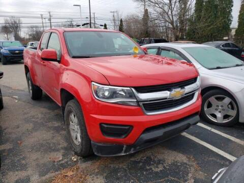 2018 Chevrolet Colorado for sale at Jimmys Car Deals in Livonia MI
