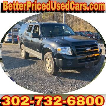 2007 Ford Expedition for sale at Better Priced Used Cars in Frankford DE