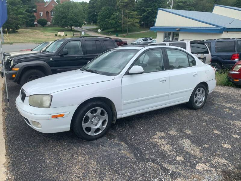 2003 Hyundai Elantra for sale at Trax Auto II in Broadway VA