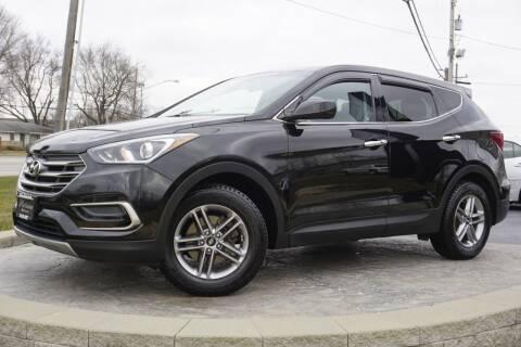 2017 Hyundai Santa Fe Sport for sale at Platinum Motors LLC in Heath OH