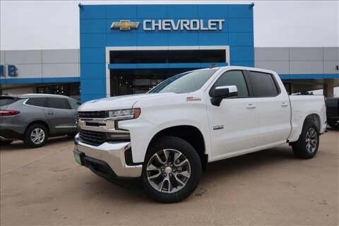 2021 Chevrolet Silverado 1500 for sale at Lipscomb Auto Center in Bowie TX
