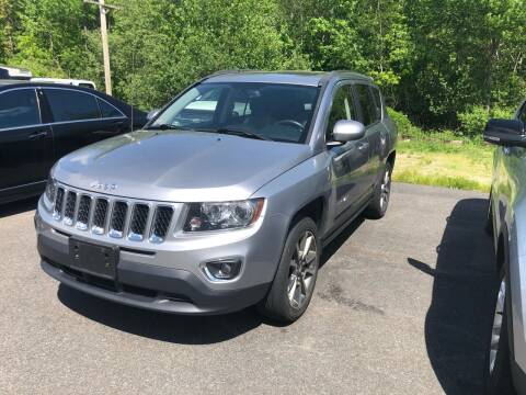 2014 Jeep Compass for sale at T&D Cars in Holbrook MA