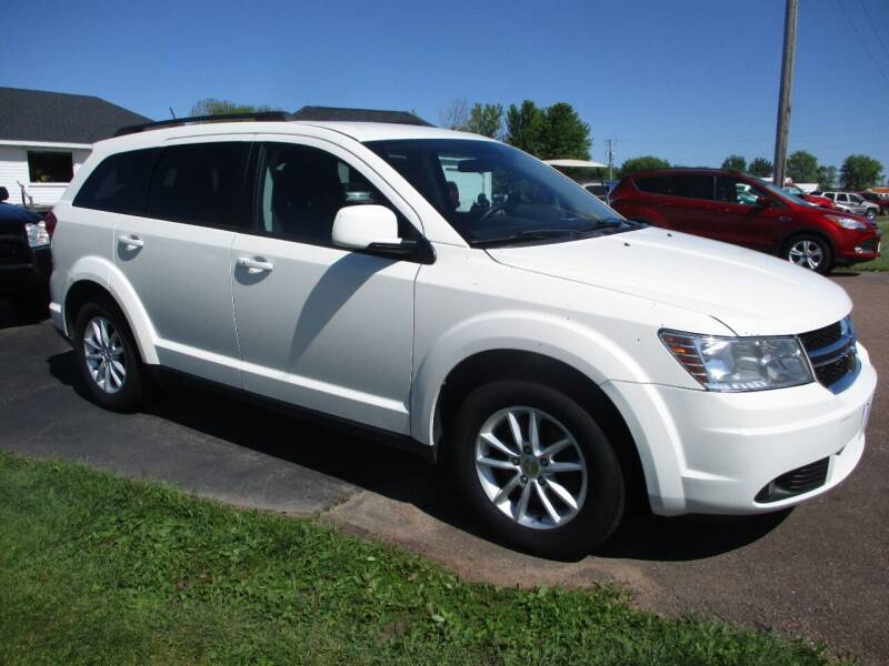 2014 Dodge Journey for sale at KAISER AUTO SALES in Spencer WI
