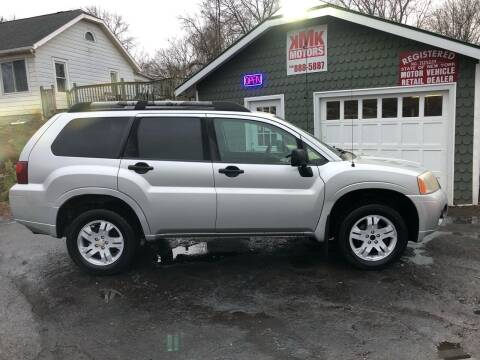 2007 Mitsubishi Endeavor for sale at KMK Motors in Latham NY