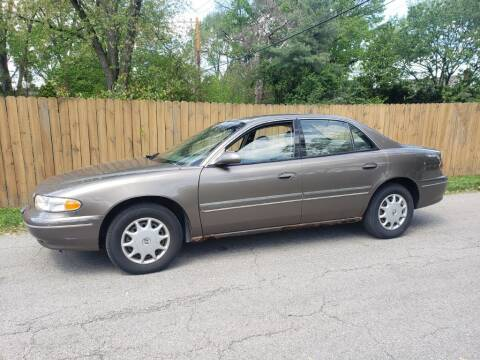 2002 Buick Century for sale at REM Motors in Columbus OH