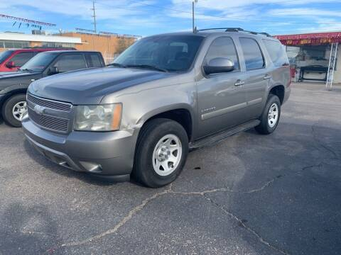 2007 Chevrolet Tahoe for sale at Robert B Gibson Auto Sales INC in Albuquerque NM