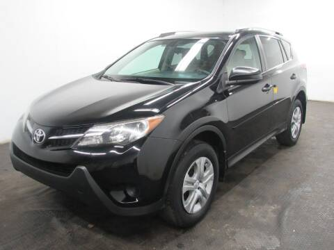 2013 Toyota RAV4 for sale at Automotive Connection in Fairfield OH