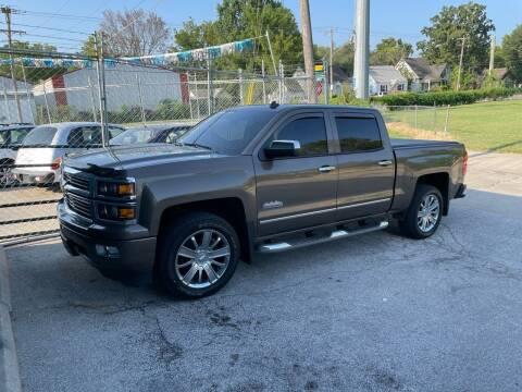 2014 Chevrolet Silverado 1500 for sale at Car Barn of Springfield in Springfield MO