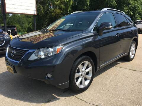 2010 Lexus RX 350 for sale at Town and Country Auto Sales in Jefferson City MO