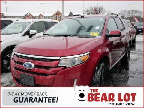 2013 Ford Edge for sale at Rydell Auto Outlet in Mounds View MN