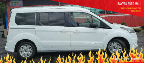 2015 Ford Transit Connect Wagon for sale at Rayyan Auto Mall in Lexington KY