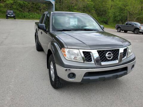 2009 Nissan Frontier for sale at A - K Motors Inc. in Vandergrift PA