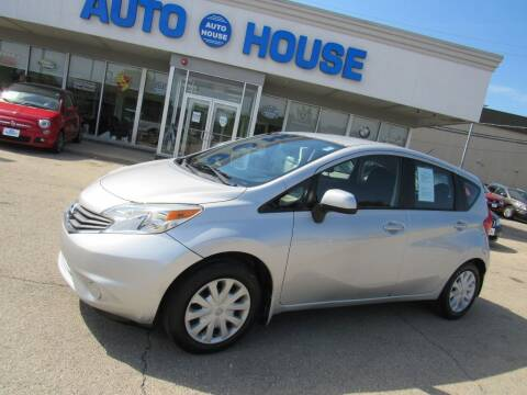 2014 Nissan Versa Note for sale at Auto House Motors in Downers Grove IL