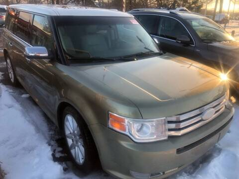 2012 Ford Flex for sale at Right Place Auto Sales in Indianapolis IN