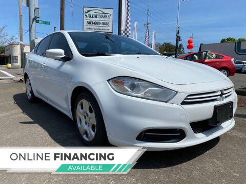 2014 Dodge Dart for sale at Salem Auto Market in Salem OR