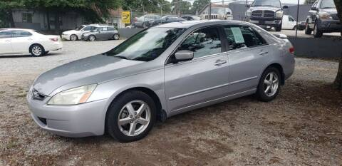 2004 Honda Accord for sale at On The Road Again Auto Sales in Doraville GA