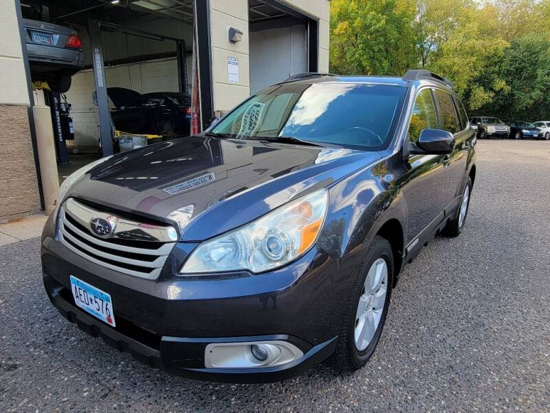 2011 Subaru Outback for sale at Fleet Automotive LLC in Maplewood MN