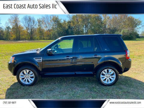 2011 Land Rover LR2 for sale at East Coast Auto Sales llc in Virginia Beach VA