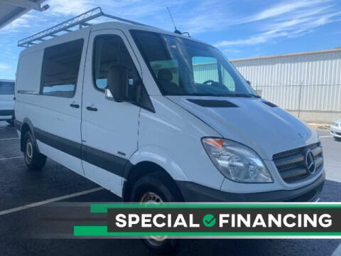 2011 Mercedes-Benz Sprinter Crew for sale at Dixie Motors in Fairfield OH